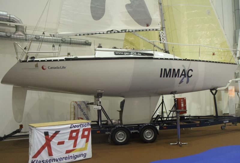 X-99eren er still going strong selvom den ikke produceres mere. Foto: Troels Lykke