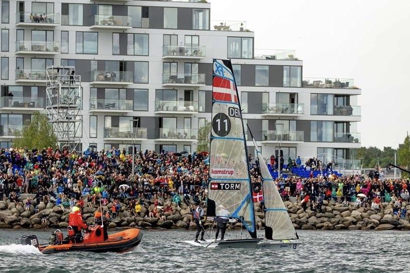 Dygtige talenter kan gå tabt, hvis ikke de unge fastholdes i sejlklubberne. Foto: World Sailing