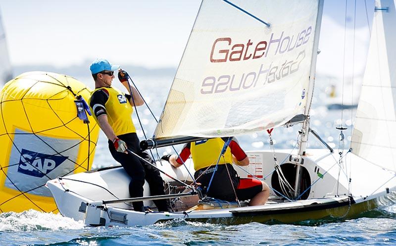 Der forventes mange tyskere til DM i august 2011. Foto: Mick Anderson, Sailingpix.dk