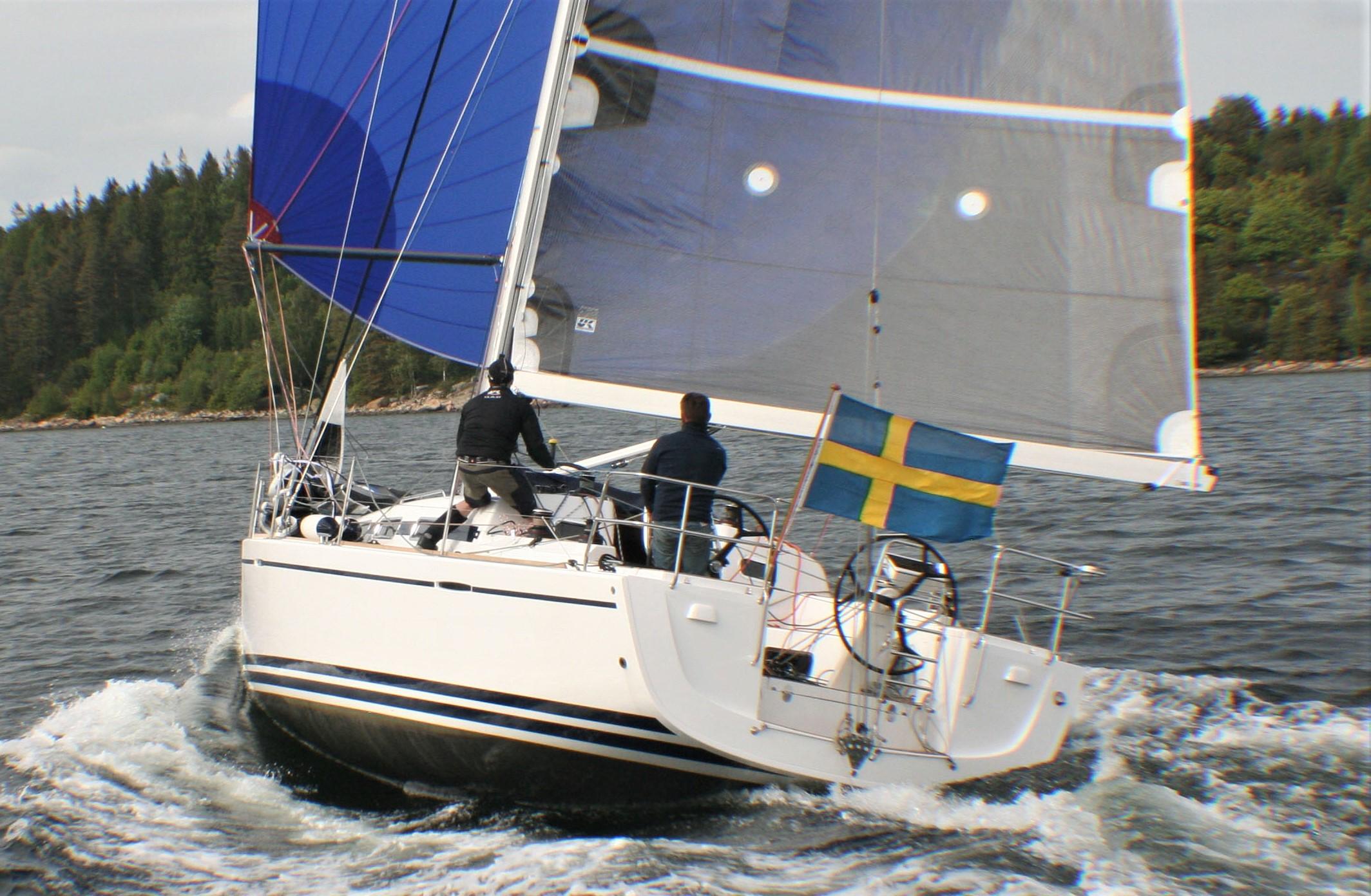 Vinder Arcona 380 også Stelton Cup på søndag i Vedbæk? PR-foto