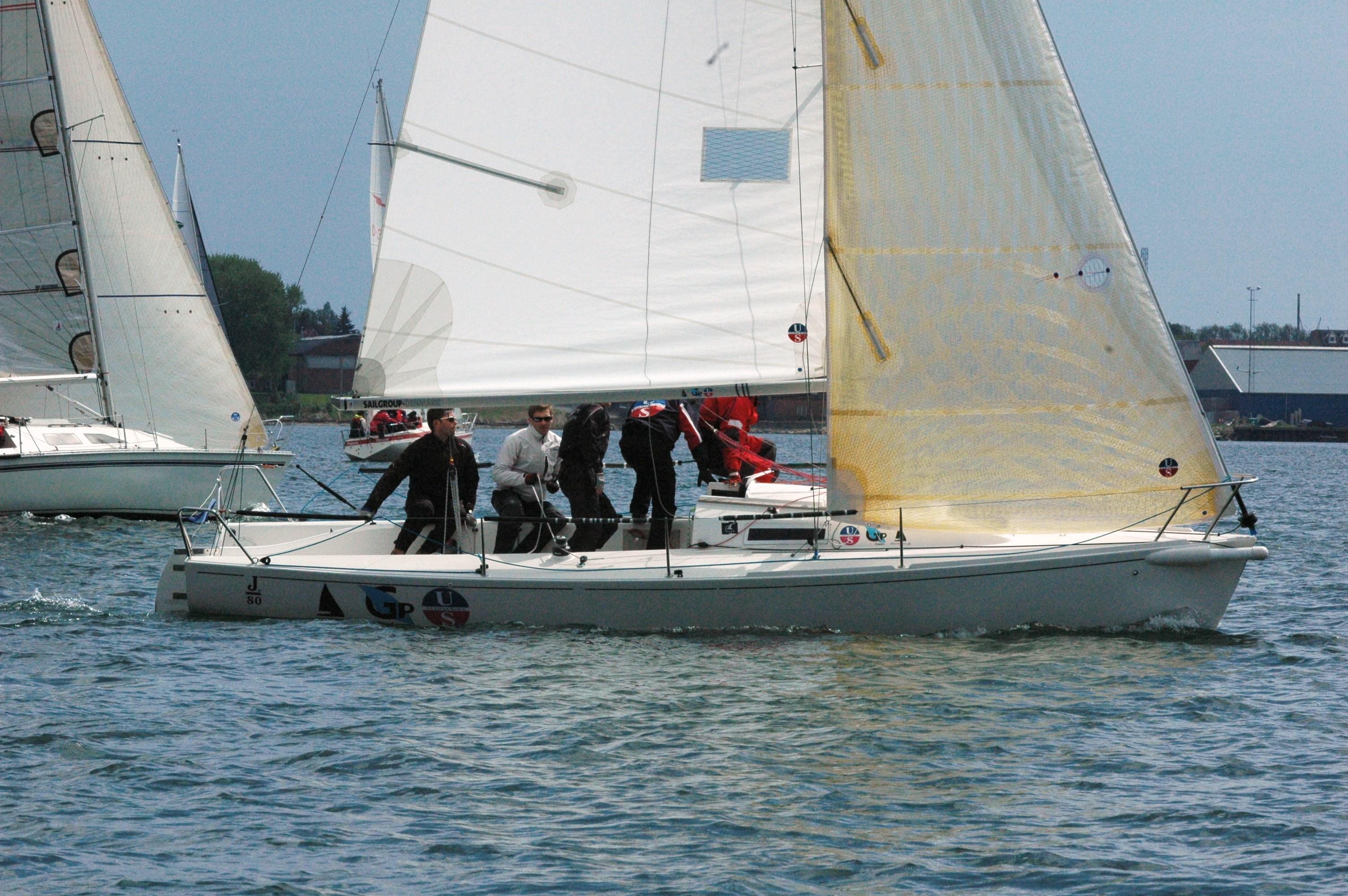 Ullman Sails udveksler sejldesigns, viden og erfaringer med en række erfarne sejlmagere og sejlere