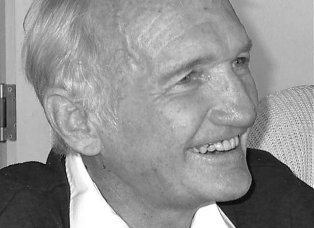 Bådebygger-pioner  Holger Leth Christensen, Rudkøbing, er død, 77 år. Foto: Søren Stidsholt Nielsen