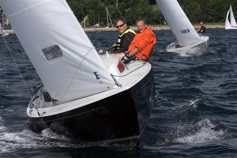Måske sejler denne H-båd med til DM? Foto: Pantaenius/Niels Kjeldsen