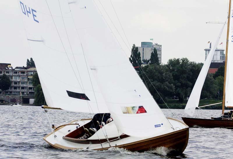 I Tyskland er Juniorbåden særlig stor.
