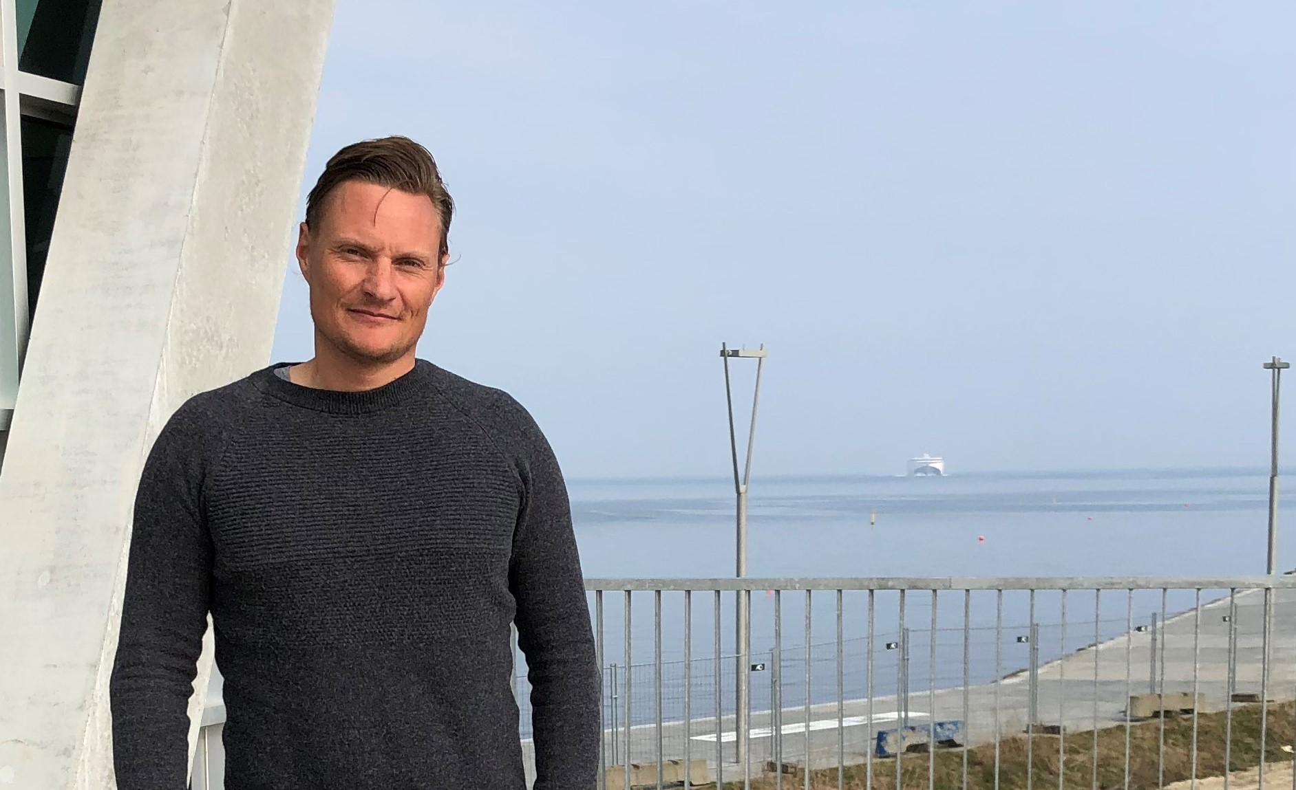 Jon Koch Hansen kommer fra en stilling som sponsor- og marketingansvarlig i Aarhus Motion. PR-foto