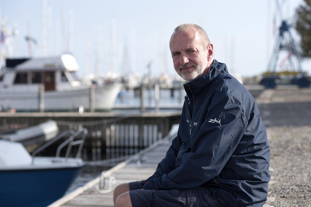 55-årige Christian Lerche står nu i spidsen for Dansk Sejlunion. Foto: Dansk Sejlunion