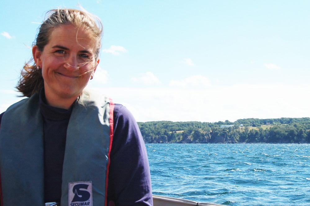 Malene Wilken har før sejlet til Middelhavet med mand og to små børn i en Vindö 40. Og hjem via Europas floder. Det er der kommet to bøger ud af.