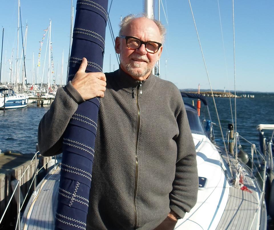 """""""Det var en kæmpe oplevelse at sejle over Atlanten"""", siger Palle Skov"""