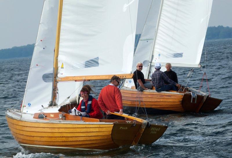 Er man til flotte, velholdte træbåde, er Svendborg Classic Regatta i august stedet.