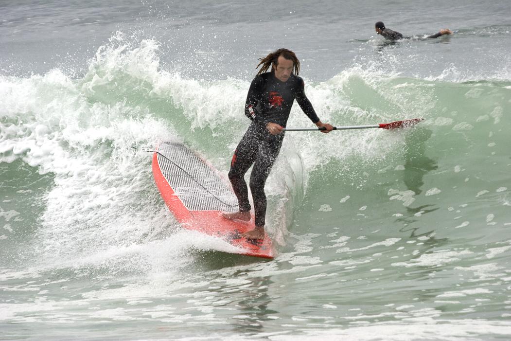 Sådan ser SUP surf ud. Foto: Surf Pro Design