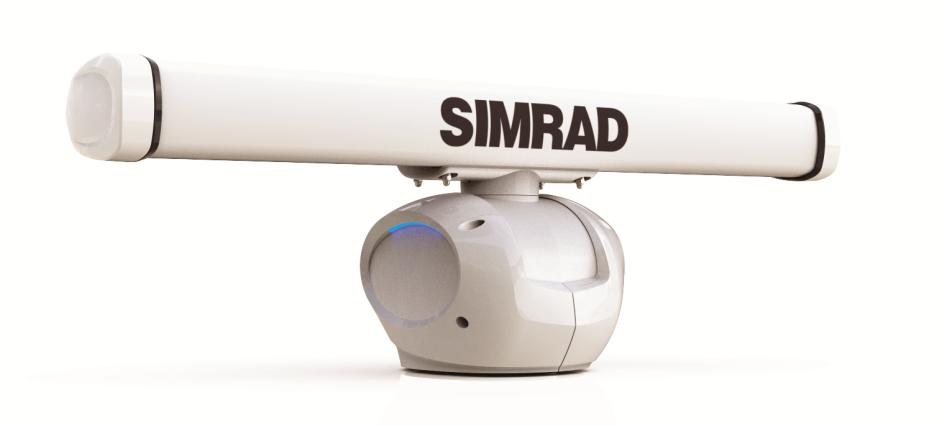 Den nye radar kommer på markedet i løbet af 2015. Foto: Simrad