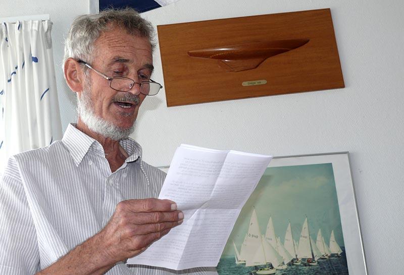 Svend Aage Leth Christensen blev 79 år. Foto: Søren Stidsholt Nielsen