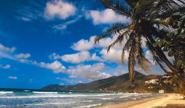 Tortola byder på Bountyland.