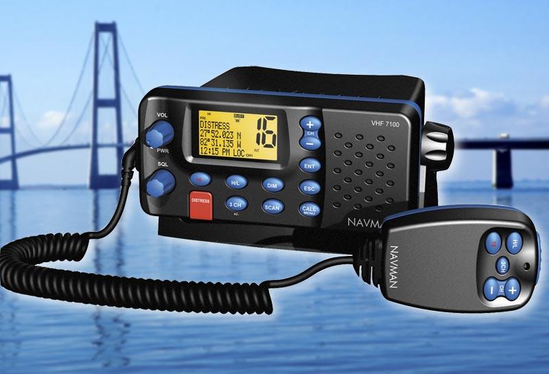 Du må ikke engang tænde din VHF-radio, hvis du ikke har certifikat.