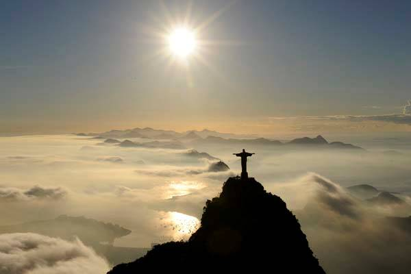 Sejl fx ved Rio.