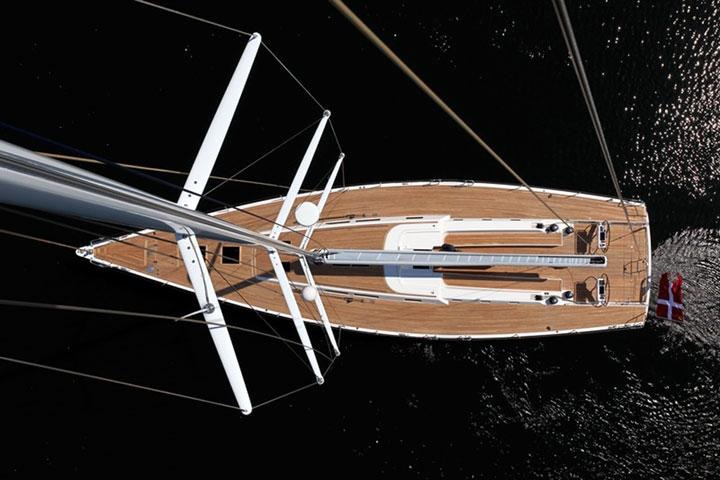 x-65 fra luften