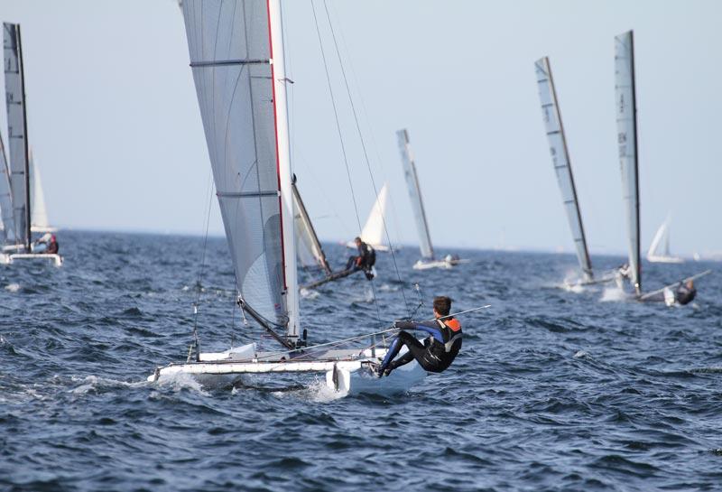 Fra Danmark deltager Thomas Paasch og Frank Lavrsen. Arkivfoto: Lars Darling
