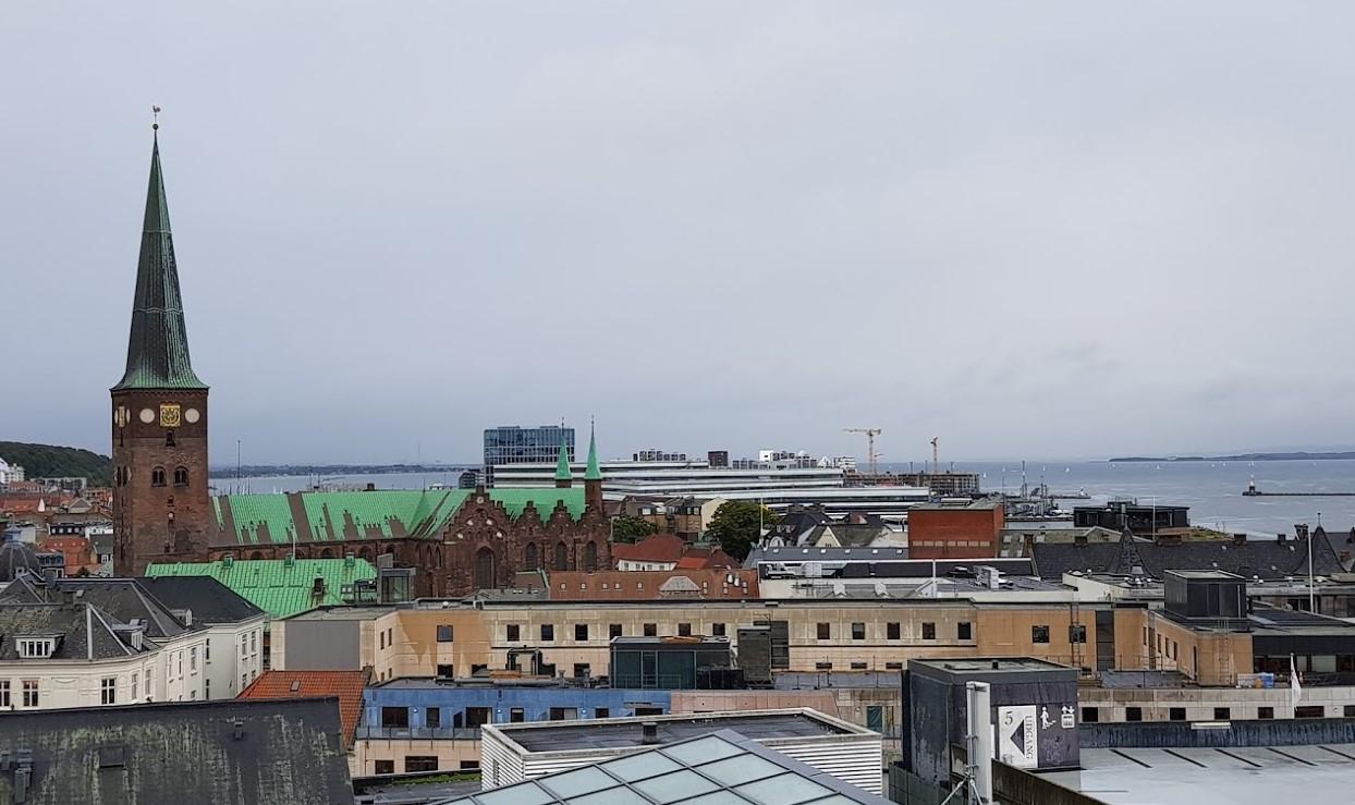 Sailing Aarhus ser positivt på fremtiden omkring sejlads i smilets by. Foto: Troels Lykke