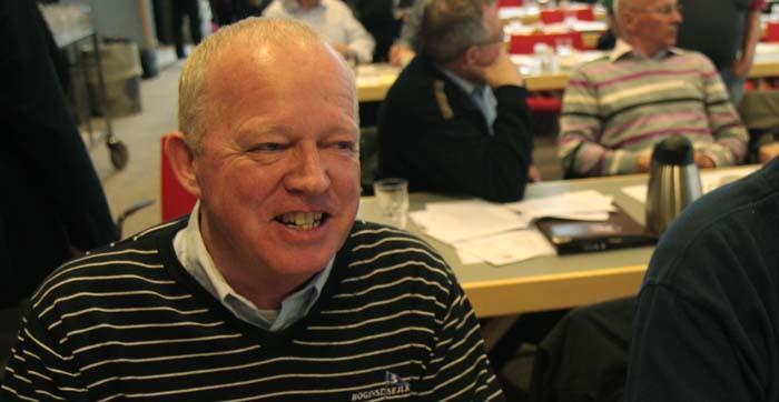 Klaus Bentzen fra Bogense Sejlklub kan kalde sig bestyrelsesmedlem efter valgsejr over Ole Ingemann Nielsen fra Svendborg Amatør