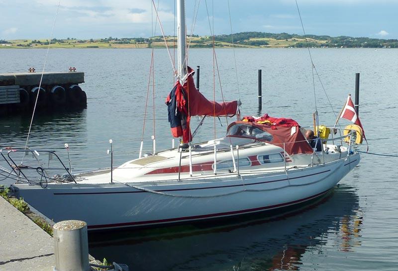 Brugtbådspriserne er styrtdykket. Er din båd forsikret for højt? Foto: Katrine Bertelsen