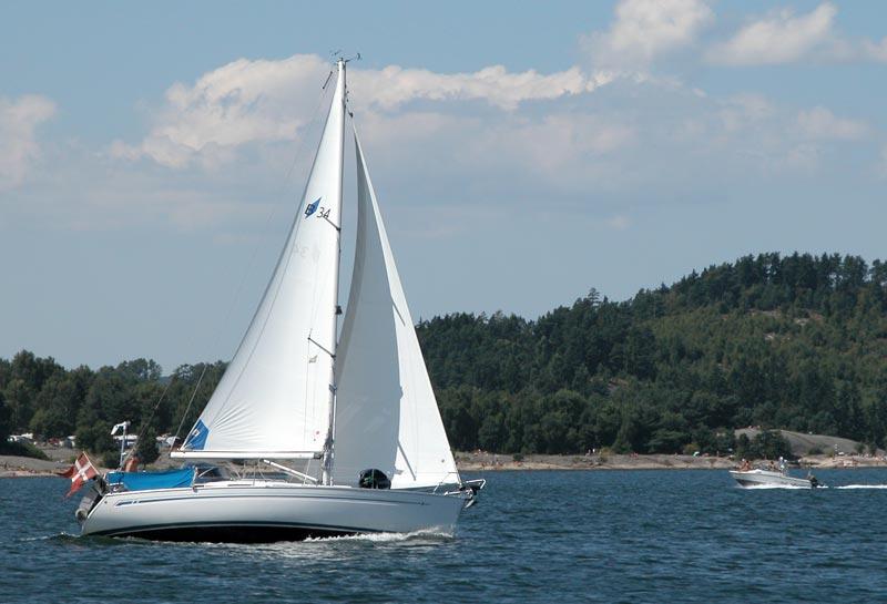 Bavariaklubben forventer et sted mellem  50-70 både til træffet. Foto: Bavaria-klubben