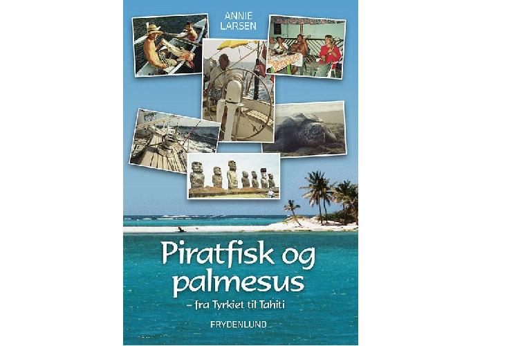 Efter at have læst denne bog mener Bøje Larsen, at der er mange grunde til at droppe jordomsejlingen. Foto: Saxo