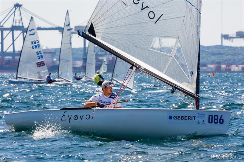 Zsombor Berecz blev i år verdensmester i Finnjolle i Aarhus. Til minbaad.dk sagde han i fredags: - Man ved bare at alt kan ske ved en afstemning, det er typisk i World Sailing. Foto: Robert Deaves