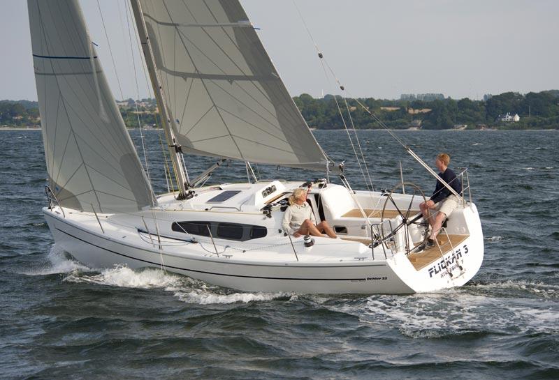 Husk dine børn når du sejler fra havnen, lyder rådet fra Claus Rønnow.