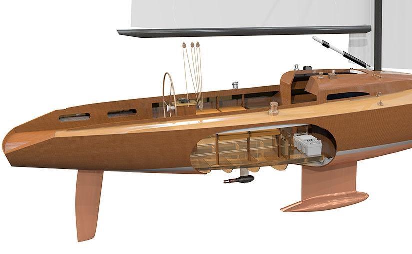 Cruise-motorernes teknologi og hardware er nu omplantet til de nye pod-motorer, som tilbyder høj ydelse og vedligeholdelsesfri drift
