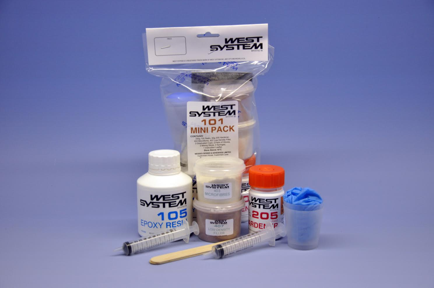 Dette 'Mini Repair Kit' kan bl.a. købes hos Watski fra 249,00 kr. Foto: PR-foto