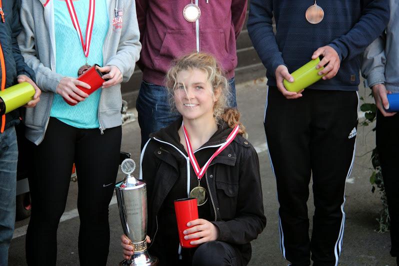Anna Munch vil man sandsynligvis se i en olympisk jolle, som hendes mor også sejlede i 470er. Foto: Jan Boest