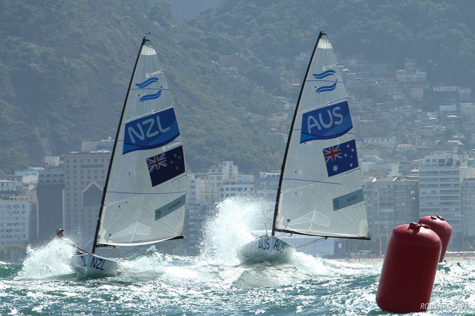 Det er nu et IOC-krav, at de 350 sejlere er ligeligt fordelt med henholdsvis 175 kvinder og 175 mænd. Foto: World Sailing