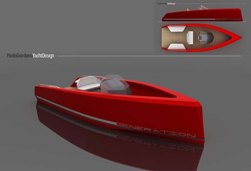 Båden kan fås i forskellige træsorter eller lakeret i en farve.