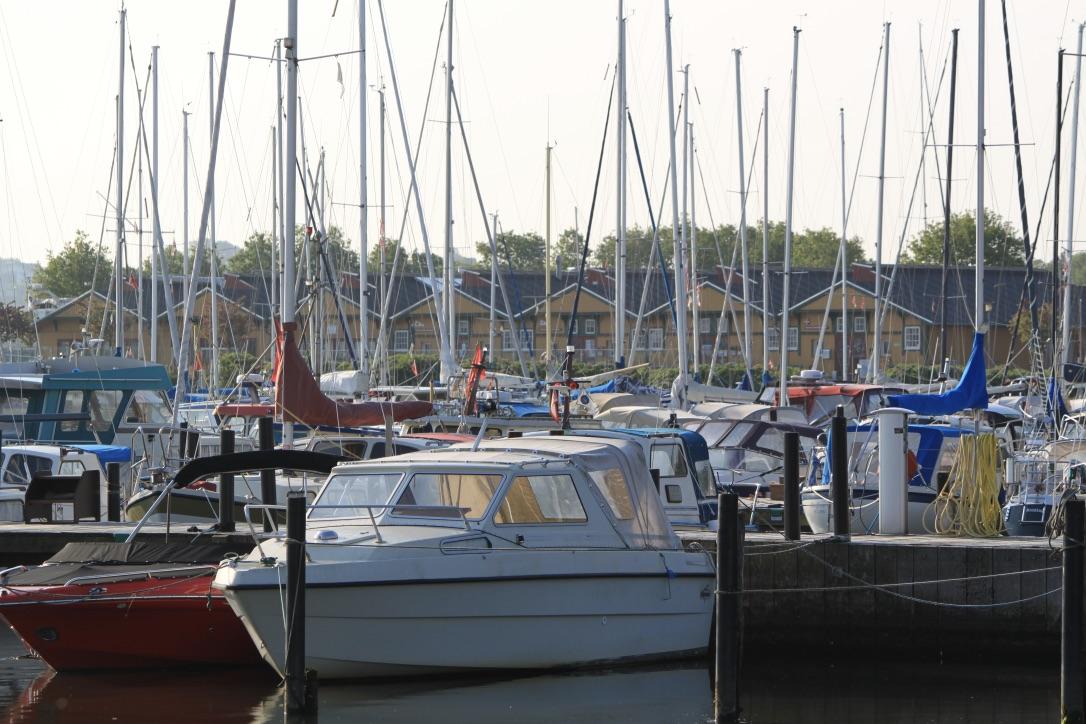 Sammenlignet med tidligere er det nu langt lettere at finde plads til båden. Foto: PR-foto
