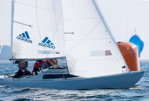 H-bådene stiller med repræsentanter i Kerteminde. Foto: Mogens Hansen