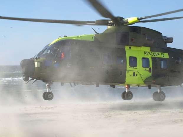 Kun 13 % af de registrerede redningsoperationer handler om lystfartøjer. Foto: Erik Venøbo