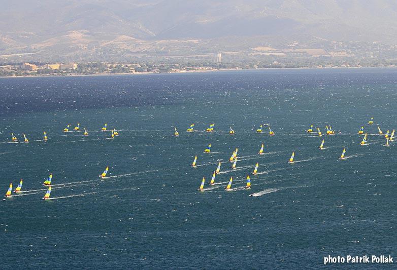 God vind på Sardinien! Foto: EHCA