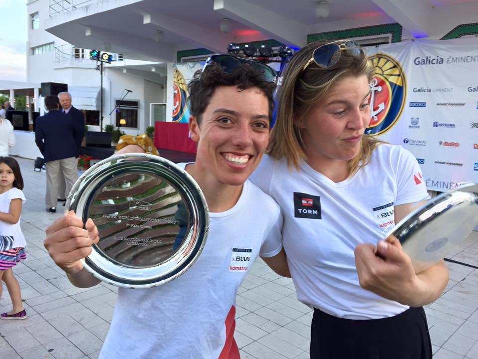 Ida Marie Baad og Marie Thusgaard er klar til at kæmpe om OL-billetterne til Tokyo. Foto: Arkivfoto