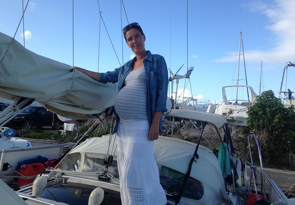 Cille Rosentoft har fået et indblik i hvor forskelligt man ser på kvinder, graviditet og fødsel. Foto: Cille Rosentoft.