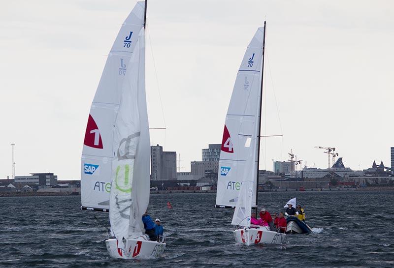 Alle syv ligabåde skal sælges. Ellers fortsætter de i 2015. Foto: Katrine Bertelsen