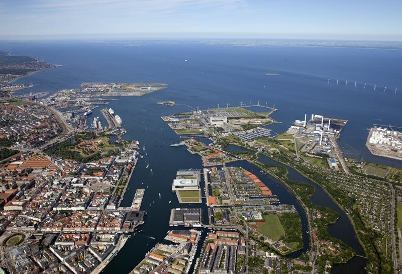 Der burde være plads til alle i havnen. Foto: By & Havn/ Ole Malling