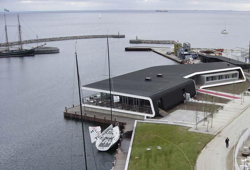 KDYs hovedsæde i Tuborg Havn, men det var i Skovshoved at KDYs Ted Græslund tog tid, da Skater 32eren startede i maj 2008. Foto: KDY