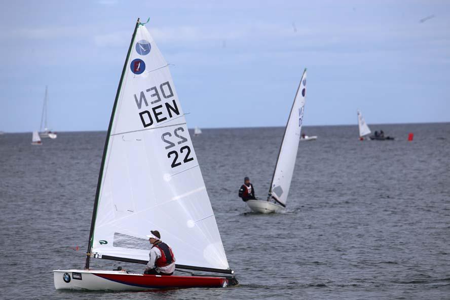 I år holder Nyborg Sejlforening TORM Ungdoms Grand Prix med deltagelse af Europa, Laser Radial, Laser Standard, 29er og Hobie 16 Spi i weekenden 7.-8. maj. Foto: Troels Lykke