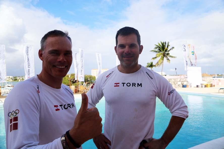 Michael Hestbæk og Claus Olesen er ønsket i den nye liga. Det er Jonas Høgh-Christensen også, erfarer minbaad.dk. Foto: Troels Lykke