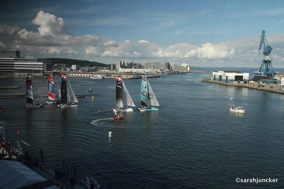 Nicolai Sehested og Jes Gram-Hansen var med og tog hhv. 3. og 4. plads. Foto: Sarah Juncker