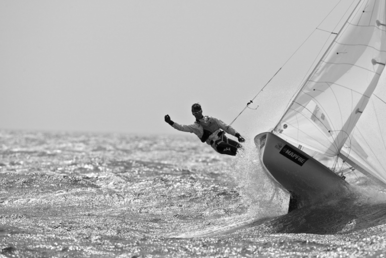 De tre stævner ligger på tidspunkter, så det er muligt at udtage sejlerne tre-seks måneder, inden OL begynder.