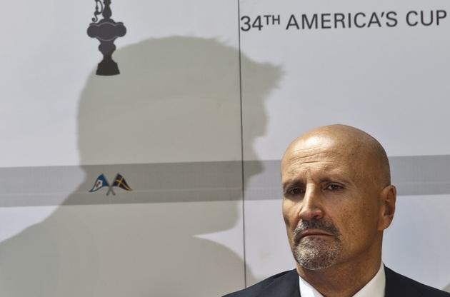 Vincenzo Onorato har åbenbart ikke en milliard kroner i forsøget på at vinde America's Cup.