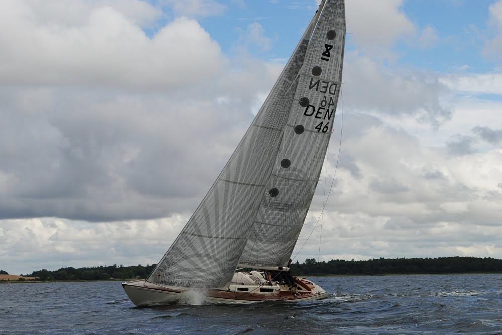 Det er ikke let at blive Molich X-Meter-ejer, da der årligt blot handles 1-2 både. Foto: Per Heegaard