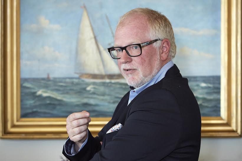 55-årige Morten Lorenzen har gjort en stor indsats for at bringe Sjælland Rundt på sporet igen. Foto: Privatfoto