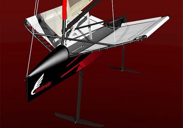 International Moth kunne være et oplagt valg til OL, mener Hestbæk.